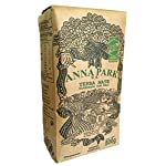 "Anna Park Yerba Mate - Organic - 1.1 LB / 500 g / 17.6 oz 9 A TRADITIONAL TEA: Yerba Mate has been used for centuries in South America as a natural stimulant to support mental clarity and focus. Described as offering ""the strength of coffee, benefits of tea, and the euphoria of chocolate"". Anna Park Yerba Mate is a powerful and all natural, appetite curbing tea that provides energy, improves digestion and boosts your immune system. HIGHEST QUALITY AND PURITY: Our Yerba Mate is certified 100% organic, naturally gluten free and vegan without any artificial flavors or colors. Sustainably farmed, sourced from Argentina and naturally caffeinated. This exquisite Yerba Mate is produced over 3 years, protecting ecological reserve and environment. VITAMIN & MINERALS PACKED: Anna Park Yerba Mate is rich in vitamins A, C, E, B1, B2, B3, B5, and B Complex. Also contains Calcium, Manganese, Iron, Selenium, Potassium, Magnesium, Silicon, Phosphorus. 15 Amino Acids, Fatty Acids, Chlorophyll, Flavonoids, Polyphenols, and traces minerals."