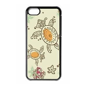W-K-E-R9067802 Phone Back Case Customized Art Print Design Hard Shell Protection Iphone 5C