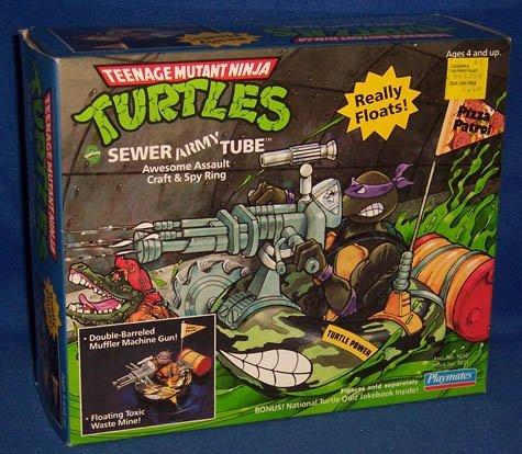 ninja turtles assault - 2