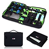 Portable Universal Electronics Accessories Travel Organizer / Hard Drive Case / Cable Organiser-large