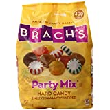 Brach's Party Mix Individually Wrapped Hard Candies-5 Pound Bag