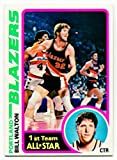 1978/79 Topps Bill Walton Card #1 Portland Trail Blazers UCLA