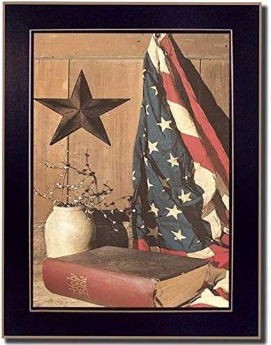 """8/""""x10/"""" For Ye Are the Light by Billy Jacobs Bible Primitive Canvas picture"""