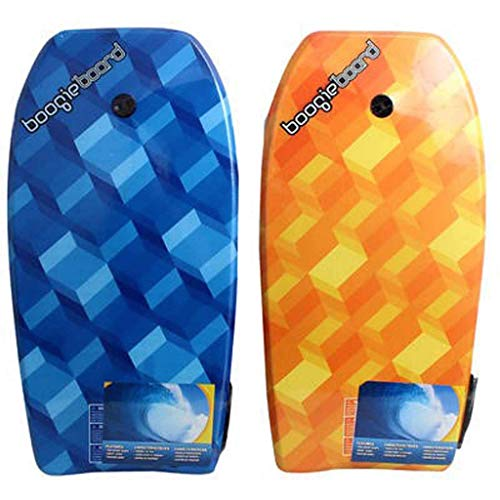 Boggie Board Fiber clad Body Board, 33″ L, (Colors Vary)
