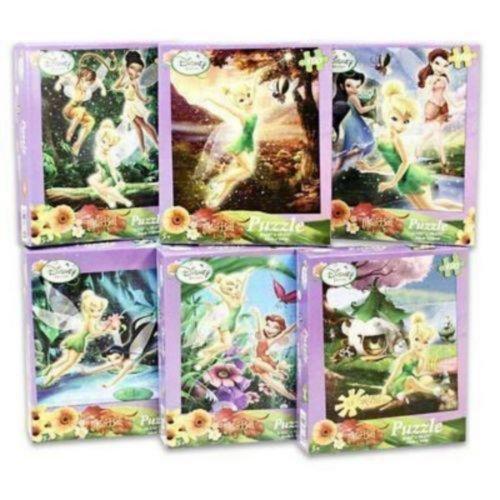 492386 Assorted designs Disney Fairies Tinkerbell 100-Piece Jigsaw Puzzle