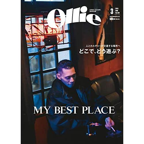 Ollie 表紙画像
