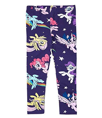 My Little Pony Chicas Leggings - púrpura Púrpura