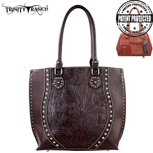 tr23g-8570-montana-west-trinity-ranch-tooled-design-concealed-handgun-handbag-coffee
