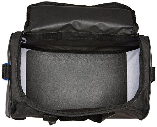 adidas Diablo Klein Duffle Bag schwarz / blau