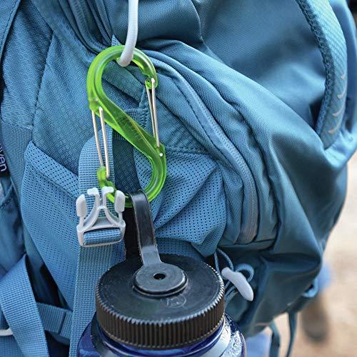 Nite Ize S-BINER Dual Carabiner Plastic (8 Pack) by Nite Ize (Image #1)