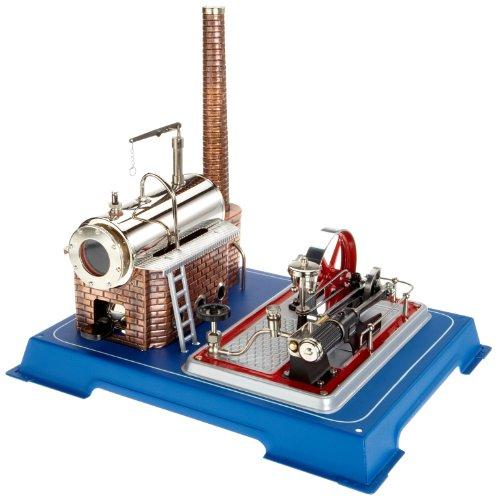 wilesco 16 machine vapeur d16 250 ml bouilloire contenu avec valve et cath drale sifflet. Black Bedroom Furniture Sets. Home Design Ideas
