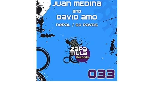 50 Pavos (Original Mix) by Juan Medina & David Amo on Amazon Music - Amazon.com