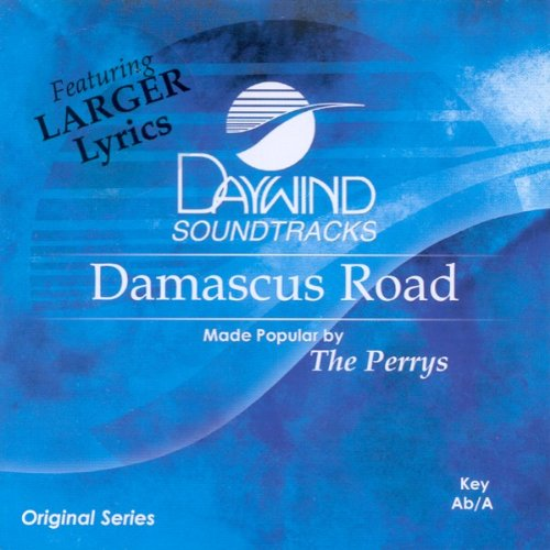 Damascus Road [Accompaniment/Performance Track] PDF