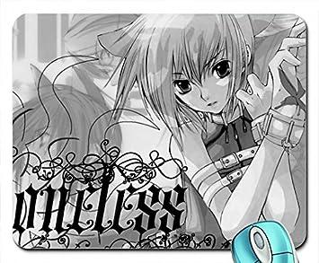 Bondage Japanische Nekomimi Loveless Katze Ohren Anime Jungen RITSUKA Aoyagi Mauspad 259