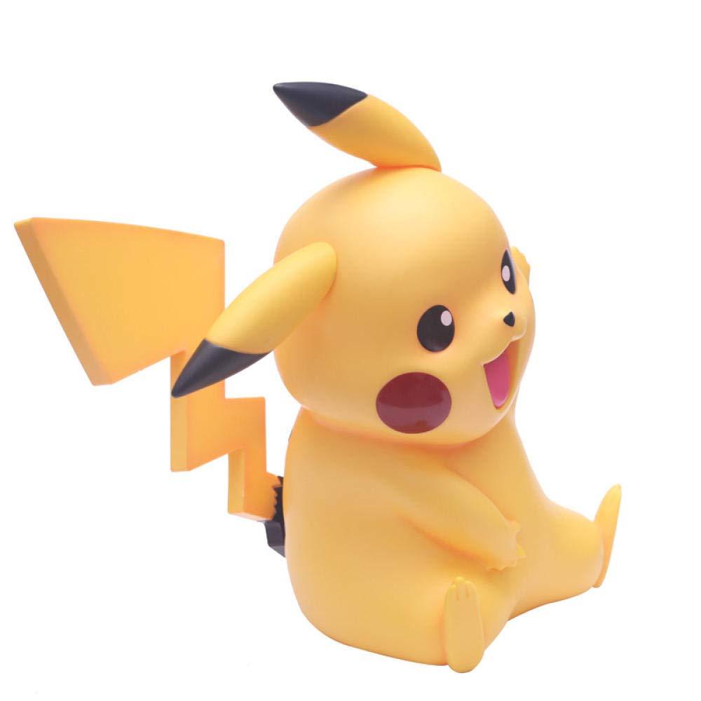 Yvonnezhang Pokémon Super Pikachu Actionfigur Anime Charakter Modell Statue Spielzeug Dekoration
