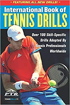 __INSTALL__ International Book Of Tennis Drills: Over 100 Skill-Specific Drills Adopted By Tennis Professionals Worldwide. porno Design Train ninos factory