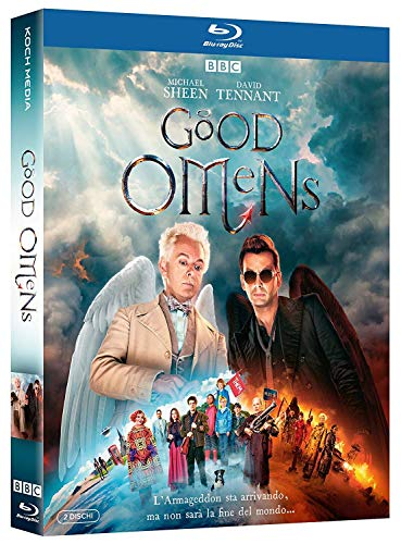 Good Omens (2 Blu-Ray) [Import]