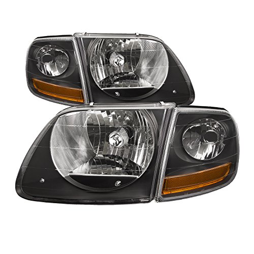 01 ford f150 headlights - 5
