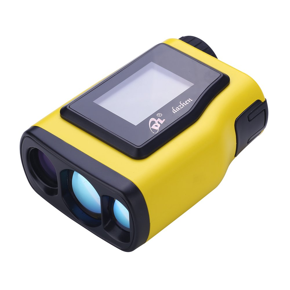 DaZhen Rangefinder 1000 Yards +- 0.5Y With LCD Height Measurement Angle Distance Measuring Device Digital Level Measuring Instrument Area Circle Rectangular