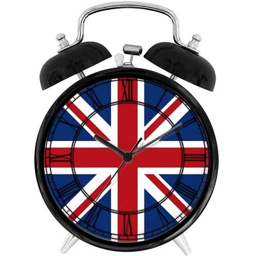 47BuyZHJX Unique Retro Style Decoration-United Kingdom Union Jack Flag,4