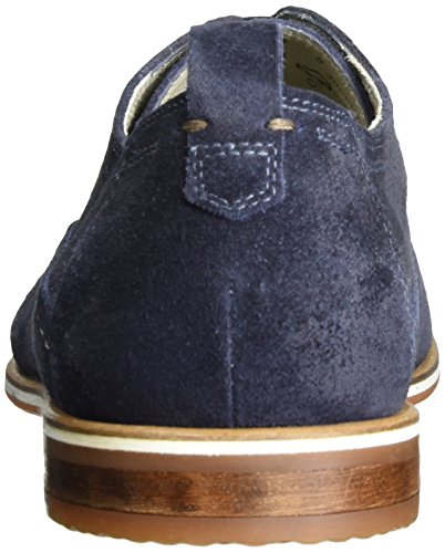 Azul Brogues Up Homens Ue Sioux Scivio Derby hw Lace 5 noite 44 nwB01