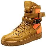 Nike Men's SF AF1 QS, Desert Ochre/Desert Ochre
