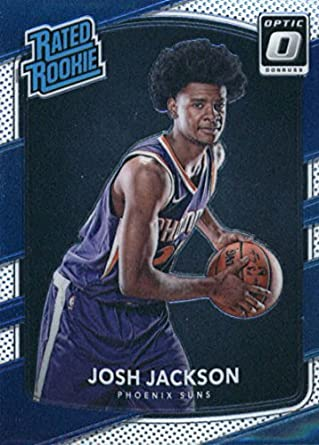 finest selection 2996c 97937 Amazon.com: Basketball NBA 2017-18 Optic #197 Josh Jackson ...