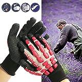 ShopSquare64 BIKIGHT Abrasion Skid Resistance Anti-Cutting Gloves Work Impact Mechanics Tool for Rock Climbing