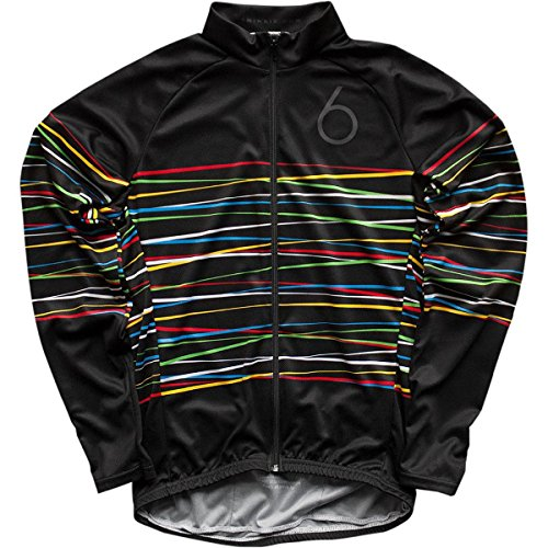 Twin Six Wound Up Jersey - Long-Sleeve - Men's One Color, L (Twin Six Cycling Jersey compare prices)