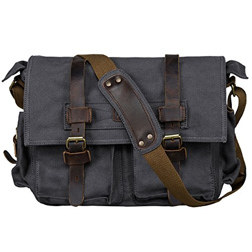 Dslr Camera Bag Messenger - 4