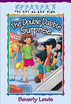 The Double Dabble Surprise (Cul-de-Sac Kids Book #1) by [Lewis, Beverly]
