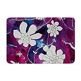 KESS InHouse TW1009CBM02 Bath Mat Theresa Giolzetti ''Succulent Dance III'' Memory Foam Bath Mat, 24'' X 36'',,