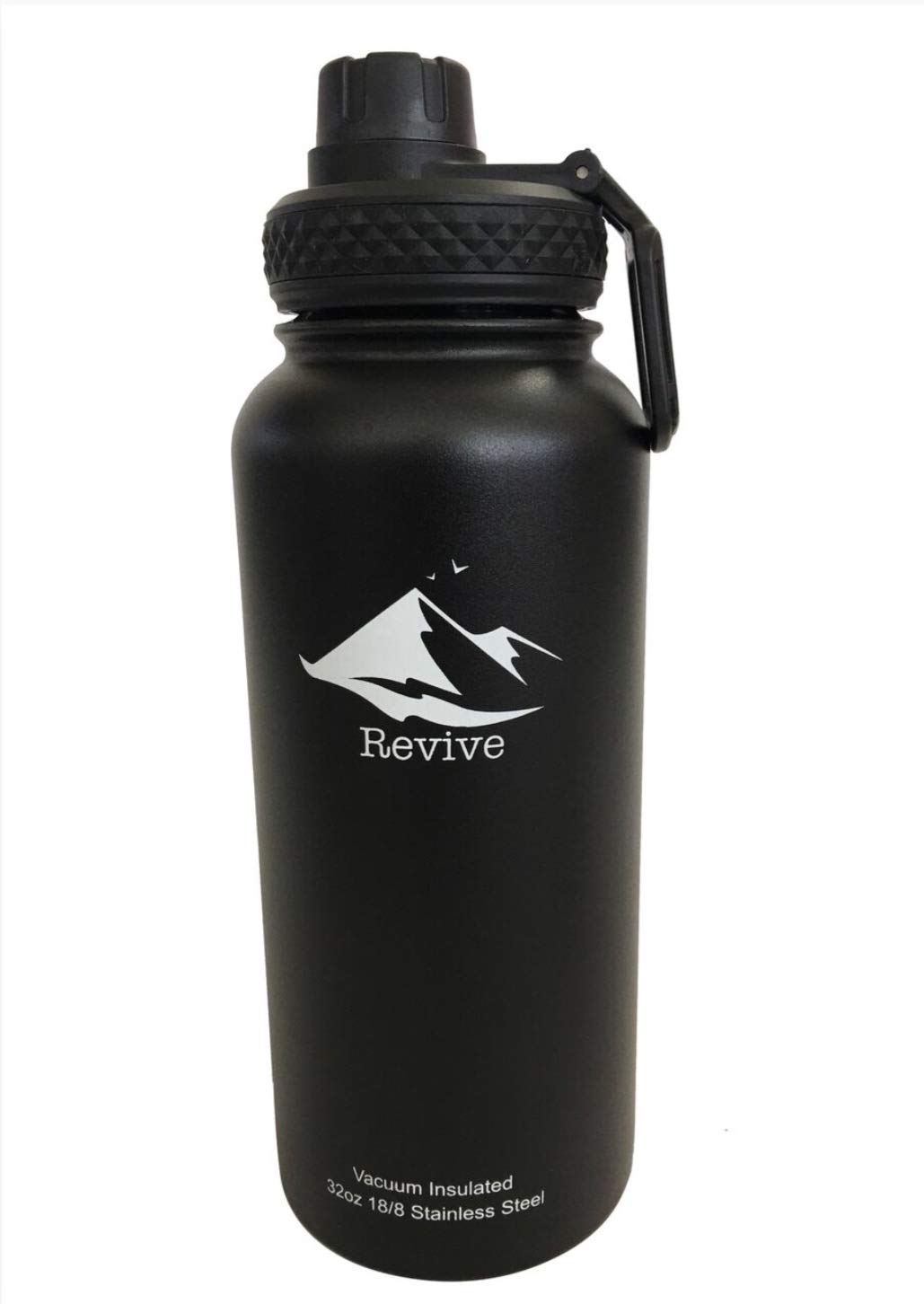 Revive 32oz Stainless Steel Water Bottle Eco Friendly BPA Free Double Wall Vacuum Insulated 18/8 Food Grade Stainless Steel (Teal) by Revive (Image #6)