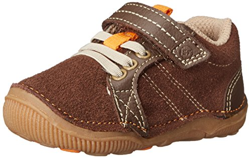 Stride Rite SRTech Daniel Shoe (Toddler),Brown,5 W US Tod...