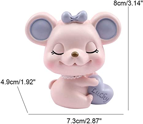 Character Toy Mini Model Gift Decor