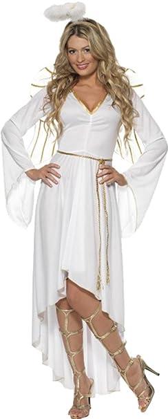 Smiffys Disfraz de Navidad Traje Fiesta de Disfraces Mujer ...
