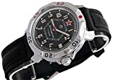 Vostok Komandirskie Military Russian Watch Red Star 2414 / 811744