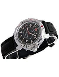 Vostok Komandirskie Military Russian Watch Red Star 2414 / 811744