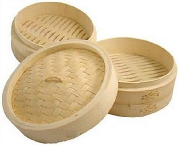 Best Bamboo Basket For Steaming 2020: (Top 10) Reviewed 11