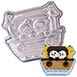 Wilton Noah's Ark Animals Boat Cake Pan (2105-2026, 1999)