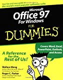 Microsoft Office 97 for Windows for Dummies, Wallace Wang and Roger C. Parker, 0764500503