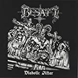 Diabolic Altar - Blood Red Vinyl