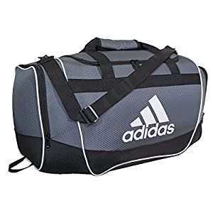 adidas Defender II Duffel Bag, Onyx, Large