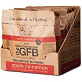 The Gluten Free Bar High Protein Oatmeal Power Breakfast, Apple Cinnamon, 6 Count