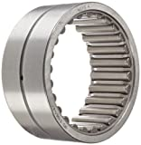 Koyo HJ-567232 Needle Roller Bearing, Heavy Duty, HJ Type, Open, Oil Hole, Steel Cage, Inch, 3-1/2'' ID, 4-1/2'' OD, 2'' Width, 4900rpm Maximum Rotational Speed, 84300lbf Static Load Capacity, 42000lbf Dynamic Load Capacity