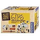 Kosmos 604066 - AllesKönnerKiste, Gips-Skulptur