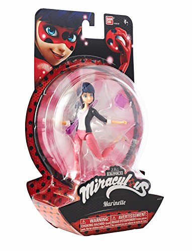 Miraculous 5.5-Inch Marinette Action Doll