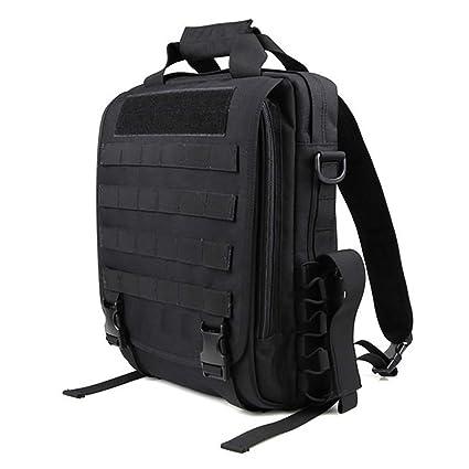 Tactical Shoulder Bag Tactical Messenger Bag Outdoor Travel Bag 14 Inch Laptop