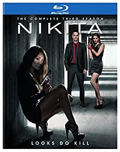 Cover Image for 'Nikita: The Complete Third Season'