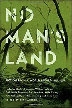 Book No Man's Land: Fiction from a World at War (2014-09-15)